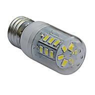 お買い得  LED コーン型電球-1個 4 W 320 lm E26 / E27 LEDコーン型電球 T 24 LEDビーズ SMD 5730 温白色 / クールホワイト 220-240 V