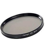 tianya® 58mm CPL filtro polarizador circular para lentes Canon 650d 700d 600d 550d 500d 60d 18-55mm