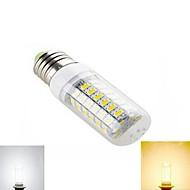 5W E26/E27 LED-lampa T 69 lysdioder SMD 5730 Varmvit Kallvit 450lm 2800-3500/6000-6500K AC 220-240V