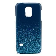 For Samsung Galaxy etui Mønster Etui Bagcover Etui Farvegradient PC for Samsung S5 Mini