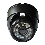 お買い得  -ドーム屋外ipカメラ720pの電子メールアラームナイトビジョンの動きの検出p2p