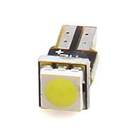 お買い得  LED スポットライト-1個 1 W 50 lm 1 LEDビーズ SMD 5050 温白色 / クールホワイト 12 V / 1個 / RoHs
