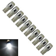 Χαμηλού Κόστους Άλλα φωτιστικά LED-0,5W 200-250 lm T10 Διακοσμητικό Φως 1 leds LED Υψηλης Ισχύος Ψυχρό Λευκό DC 12V