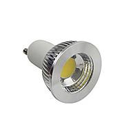 tanie Żarówki punktowe LED-3W GU10 Żarówki punktowe LED 1 Diody lED COB Ciepła biel Zimna biel 250-300lm 2800-3500/6000-6500K AC 220-240V