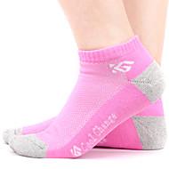 靴下 バイク 高通気性 バクテリア対応 女性用 コットン クールマックス