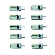 halpa LED-kohdevalaisimet-G4 LED-kohdevalaisimet 48 ledit SMD 3014 Lämmin valkoinen Kylmä valkoinen 150-180lm 2800-3000/6000-6500K AC 220-240V