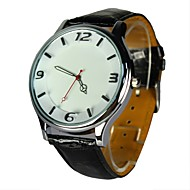 cheap Jewelry & Watches-Women's Quartz Band Black / White / Red - White Black Red