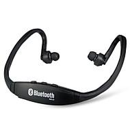 في الاذن لاسلكي Headphones كهرباء بلاستيك الرياضة واللياقة البدنية سماعة مع التحكم في مستوى الصوت / مع ميكريفون سماعة