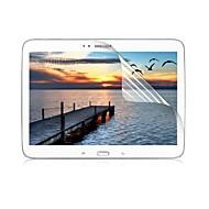 Недорогие Galaxy Tab Защитные пленки-Защитная плёнка для экрана Samsung Galaxy для Tab 3 10.1 PET Защитная пленка для экрана Матовое стекло