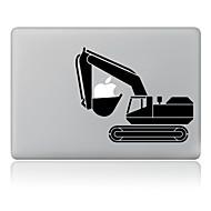 망막 디스플레이 / 프로 / 프로 맥북 에어에 대한 굴삭기 디자인 장식 피부 스티커