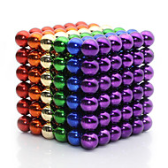 Magnet Toys Super Strong Rare-Earth Magnets Magnetic Balls 216 Pieces 5mm Toys Metal Classic & Timeless Magnetic Square Christmas