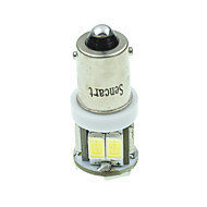 abordables Intermitentes para Coche-SO.K BA9S Bombillas LED de Alto Rendimiento / SMD 5630 400-550lm Luz de Intermitente For Universal
