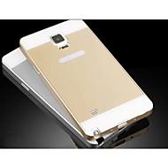 Для Samsung Galaxy Note Чехлы панели Other Задняя крышка Кейс для Один цвет Акрил для Samsung Note 4
