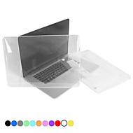 """suojaava polykarbonaatti läpikuultava koko kehon Crystal kotelo MacBook Pro 13,3 """"ja verkkokalvo näyttö"""
