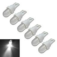 billige Andet LED Lys-t10 dekorationslys 1 30-50lm kold hvid 6000-6500k dc 12v