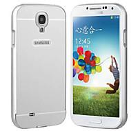 Varten Samsung Galaxy kotelo Iskunkestävä Etui Takakuori Etui Yksivärinen PC Samsung S4