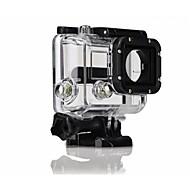 お買い得  スポーツカメラ & GoPro 用アクセサリー-アクセサリー 保護ケース ねじ Sog ストラップ 防水ハウジング ケース 一脚 三脚 レンズフィルター 取付方法 高品質 ために アクションカメラ Gopro 3 Gopro 3+ Gopro 2 Gopro 1 Sport DV ABS Other 合成