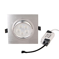 tanie Żarówki LED podtynkowe-YouOKLight 450lm Oświetlenie do zabudowy 5 Koraliki LED High Power LED Dekoracyjna Ciepła biel 85-265V
