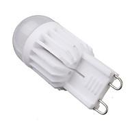 お買い得  LED コーン型電球-YWXLIGHT® 1個 6 W 540 lm G9 LEDコーン型電球 T 2 LEDビーズ COB 調光可能 温白色 / クールホワイト 220-240 V / 110-130 V / 1個