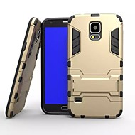 PC Hard Back Case with Holder for Samsung Galaxy S5/ I9600 (Assorted Color)