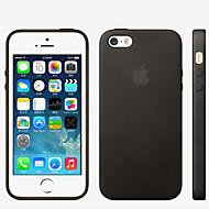 Назначение iPhone X iPhone 8 iPhone 8 Plus Кейс для iPhone 5 Чехлы панели Защита от удара Задняя крышка Кейс для Сплошной цвет Твердый