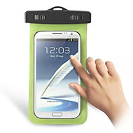 onderwater tas waterdichte droge zak beschermer geval voor Samsung mobiele telefoon en andere telefoons (assorti kleur)