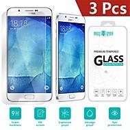Недорогие Чехлы и кейсы для Galaxy A-магия spider®0.26mm защита ущерб 2.5d закаленное стекло защитная пленка для Samsung Galaxy A8 (3 шт)