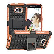 tanie Galaxy S4 Etui / Pokrowce-2 w 1 linii spider pancerz dwuwarstwowe Tylna pokrywa dla Samsung Galaxy S6 / S6 EDGE / S5 / S4