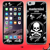 Недорогие Защитные плёнки для экрана iPhone-Защитная плёнка для экрана Apple для iPhone 6s Plus / 6 Plus iPhone 6s iPhone 6 PET 1 ед. Ультратонкий