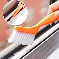 billige Rengøringsforsyninger-Vindue Rengøring Børste Med Små Skovl Designet Hjem (Tilfældig Farve)