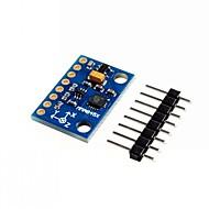 お買い得  Arduino 用アクセサリー-mma8452q 14ビット三軸デジタル加速度傾斜センサモジュール
