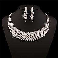 Set de Joyas de Perlas