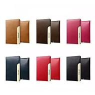olcso iPad tokok-luxus bőr ultra vékony okos állvány tok iPad levegő 2 (vegyes színek)