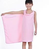 Ręcznik kąpielowy Niebieski / Brązowy / Różowy / Purpurowy / Biały,Stały Wysoka jakość 100% Micro Fiber Ręcznik