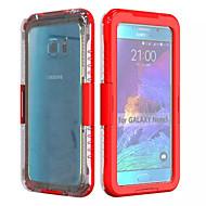 Для Samsung Galaxy Note Прозрачный Кейс для Чехол Кейс для Армированный PC Samsung Note 5