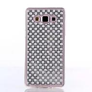 Для Кейс для  Samsung Galaxy Стразы Кейс для Задняя крышка Кейс для 3D в мультяшном стиле TPU Samsung J7 / J5 / J1 / E7 / E5