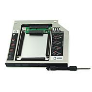 unidad óptica portátil bahías de disco duro SSD mirco1.8 sólida sata unidad de estado a SATA de disco duro de 2,5 pulgadas