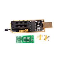 ch341a programmeerapparaat usb moederbord routing bios lcd-flitser 24 25-pits
