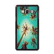 Для Кейс для  Samsung Galaxy Чехлы панели С узором Задняя крышка Кейс для дерево PC для Samsung A8 A7 A5 A3