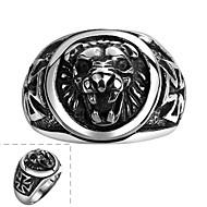 billige Smykker & Ure-Herre Statement Ring - Mode 8 / 9 / 10 Til Daglig