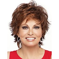 cheap Makeup & Nail Care-natural light brown straight short wig for woman fashion wigs
