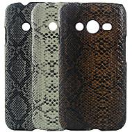 Недорогие Чехлы и кейсы для Galaxy Ace 4-Для Кейс для  Samsung Galaxy С узором Кейс для Задняя крышка Кейс для Геометрический рисунок PC Samsung Grand Neo / Ace 4