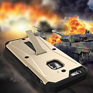 Недорогие Кейсы для iPhone 8 Plus-Кейс для Назначение Apple iPhone 8 iPhone 8 Plus iPhone 6 iPhone 6 Plus Защита от влаги Защита от пыли Защита от удара со стендом Кейс на
