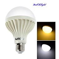 abordables Youoklight®-YouOKLight 900 lm E26/E27 Bombillas LED de Globo A70 18 leds SMD 5630 Decorativa Blanco Cálido Blanco Fresco AC 220-240V