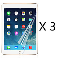 (3 Pcs) High Definition Screen Protector Film for iPad Mini 4