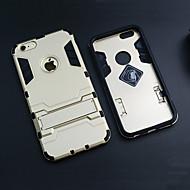 Недорогие Кейсы для iPhone 8 Plus-Кейс для Назначение Apple iPhone 8 iPhone 8 Plus Кейс для iPhone 5 iPhone 6 iPhone 6 Plus iPhone 7 Plus iPhone 7 Защита от удара со