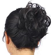 forró stílusos copf női clip be haj konty parókát szintetikus póthaj scrunchie