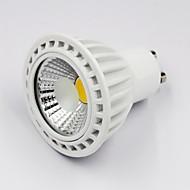お買い得  LED スポットライト-6W 300-350 lm E14 GU10 E11 E26/E27 LEDスポットライト G50 1 LEDの COB 調光可能 装飾用 温白色 クールホワイト ナチュラルホワイト AC 110〜130V DC 12V AC 220-240V AC85-265V