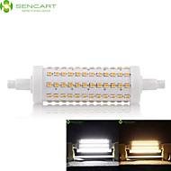 お買い得  LED コーン型電球-1個 10 W 900-1200 lm R7S LEDコーン型電球 108 LEDビーズ SMD 2835 調光可能 温白色 / クールホワイト 85-265 V / 1個