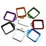 voordelige Accessoires voor GoPro-Lensdop Bevestiging Geschikt Voor Actiecamera Gopro 4 Gopro 3+ Gopro 2 Aluminium
